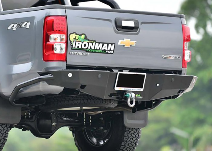 Rear Protection Tow Bars