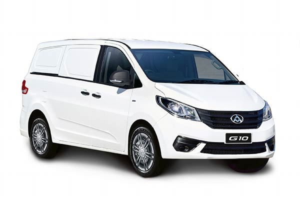 LDV Special G10 Petrol Automatic - August 2021 Q3