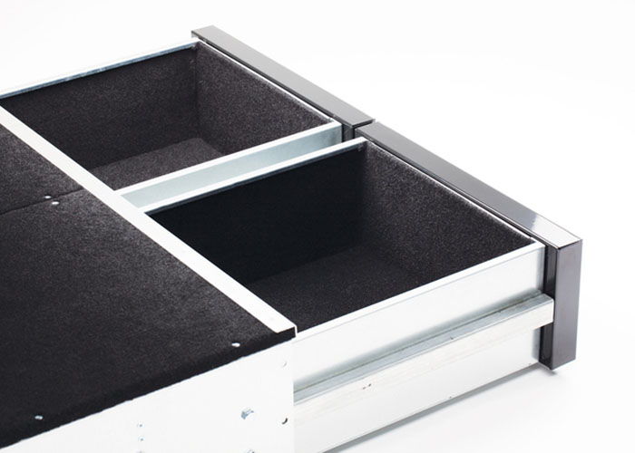 Twin Drawer Systems