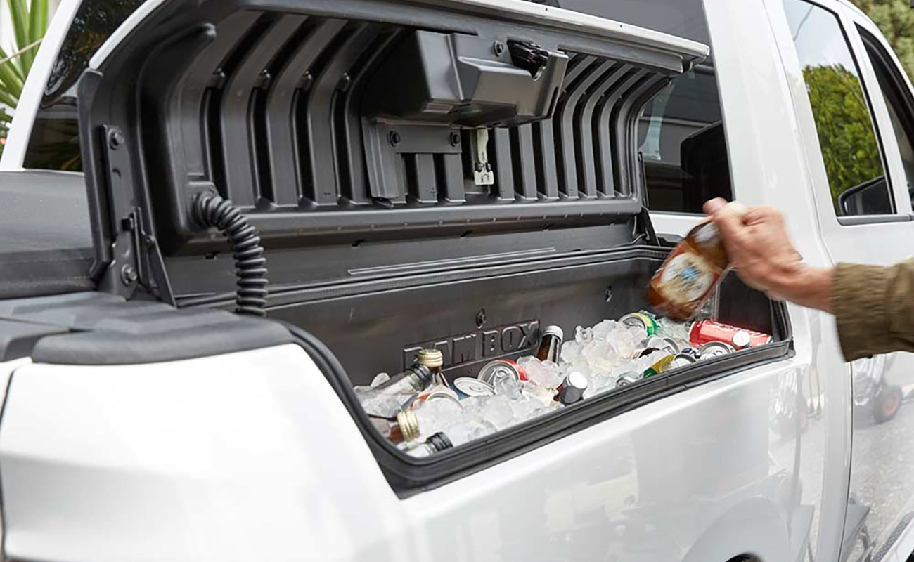 RamBox ® Cargo Management System