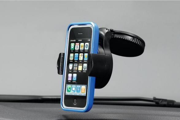 Smartphone holder - suction cup^