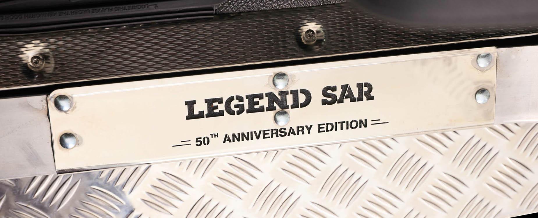 Legend SAR