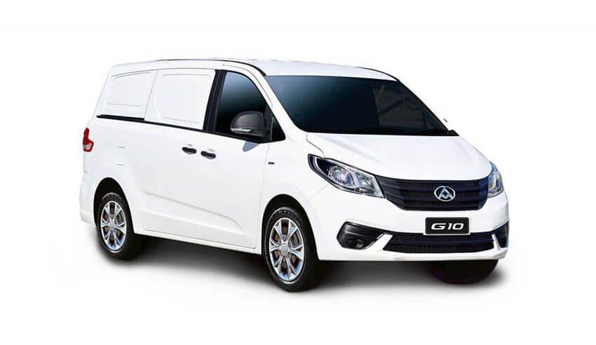 LDV Special G10 Petrol Automatic - July 2021 Q3