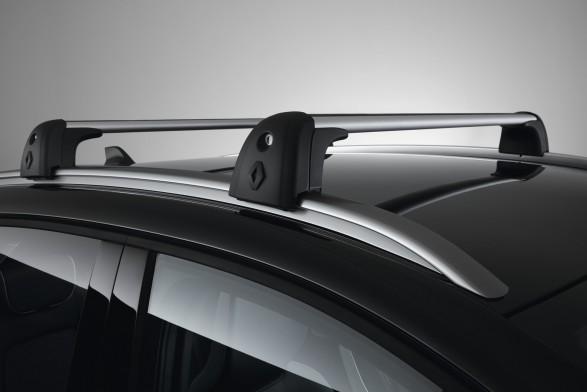 QuickFix roof bars - on longitudinal bars