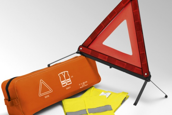 Safety & first aid kit