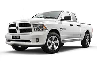 1500 Express V8 HEMI<sup>®</sup> Quad Cab