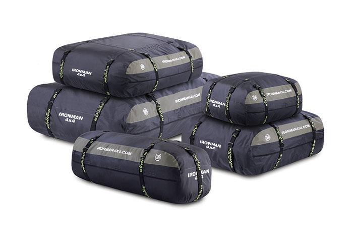 Rooftop Cargo Storage Bags