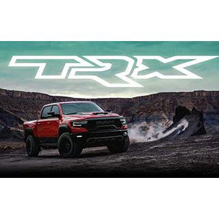 Future Model - Ram 1500 TRX
