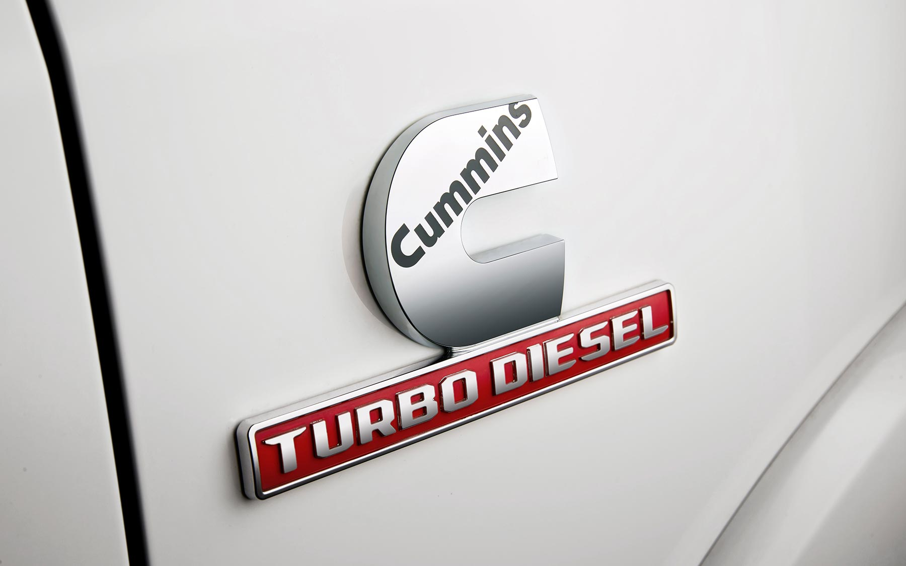 Class-exclusive Cummins Turbo Diesel