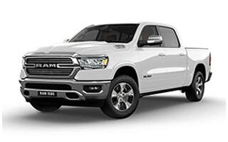 New 1500 Laramie<sup>®</sup> Crew Cab