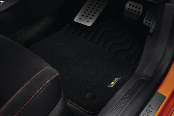 Premium R.S. floor mats^