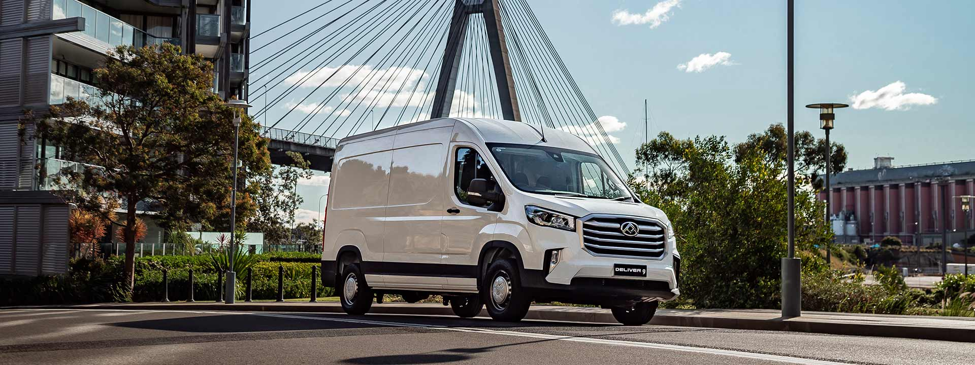 LDV Deliver 9 Large Van