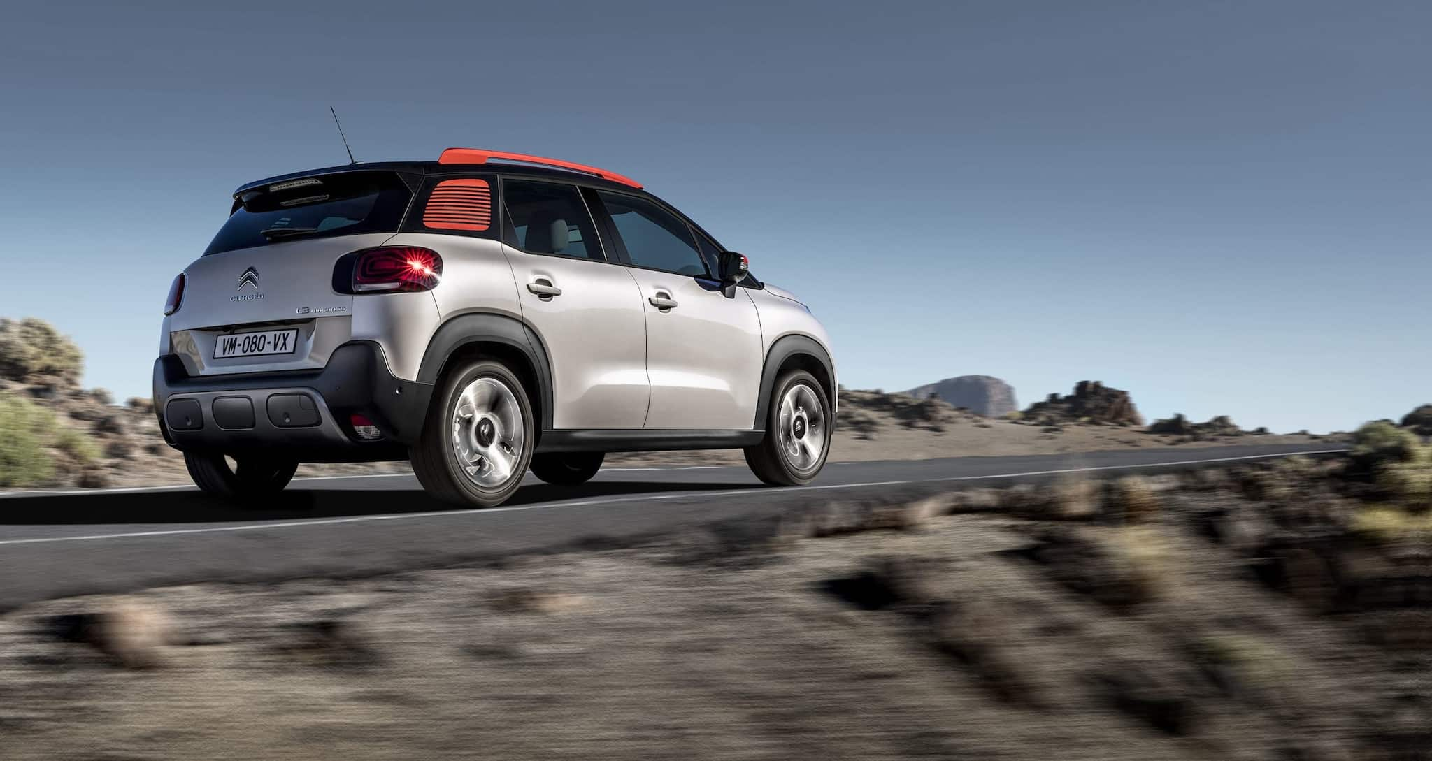 C3 AIRCROSS SUV OFFERS