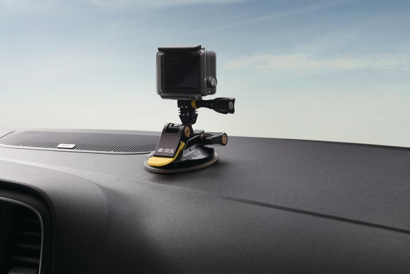 R.S. GOPRO camera support^