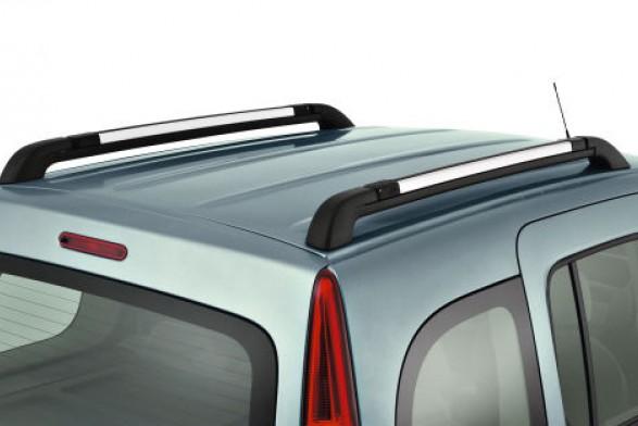 Roof bars - longitudinal, 80kg, pair^
