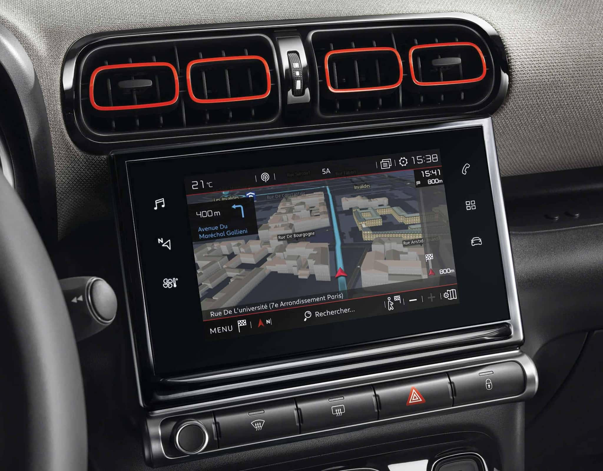 THE INTUITIVE CITROËN CONNECT NAV