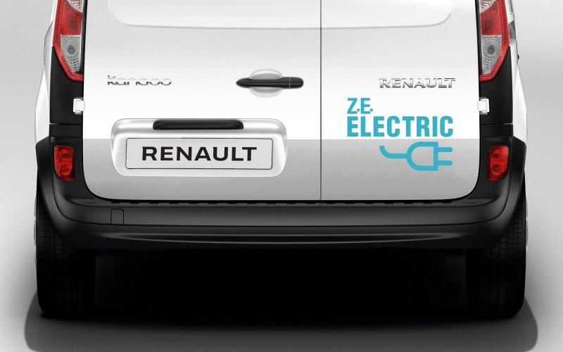 Zero emissions urban delivery van