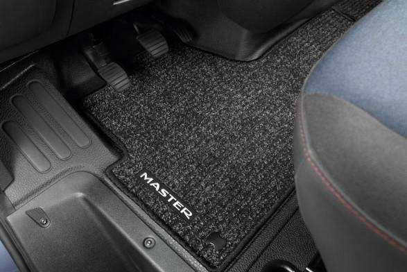 Carpet floor mats - front
