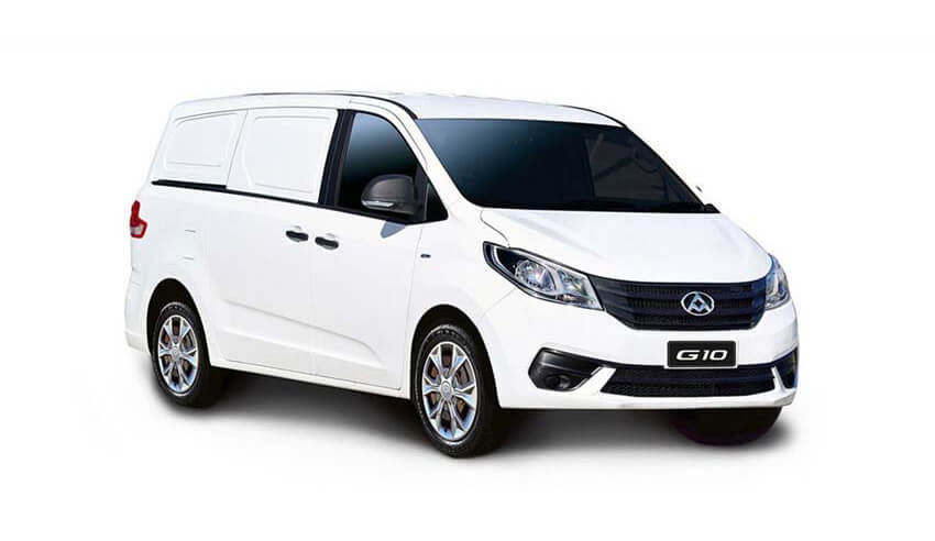LDV Special G10 Diesel Automatic -  July 2021 Q3