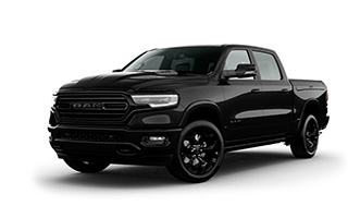 All-New 1500 Limited Crew Cab