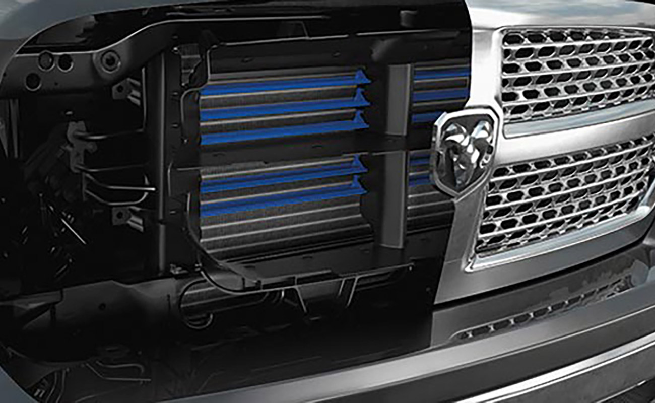 Active Grille Shutters