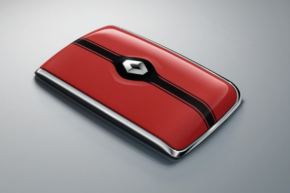 Key shell - Sport Red