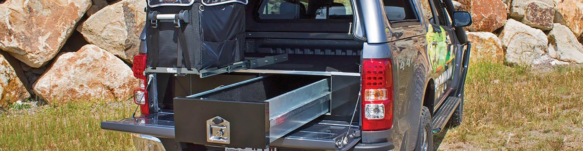 Locksafe Drawer Systems