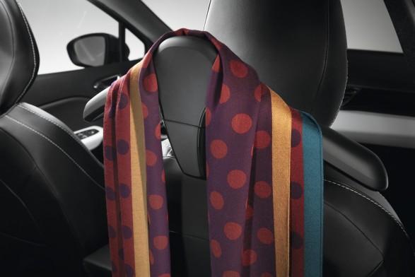 Hanger on headrest