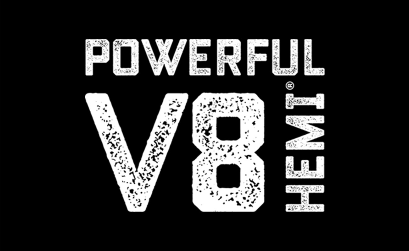 CLASS-EXCLUSIVE V8 HEMI ® POWER