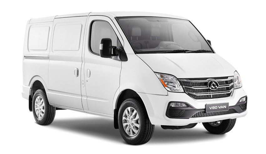 LDV Special V80 Low Roof Auto - August 2021 Q3